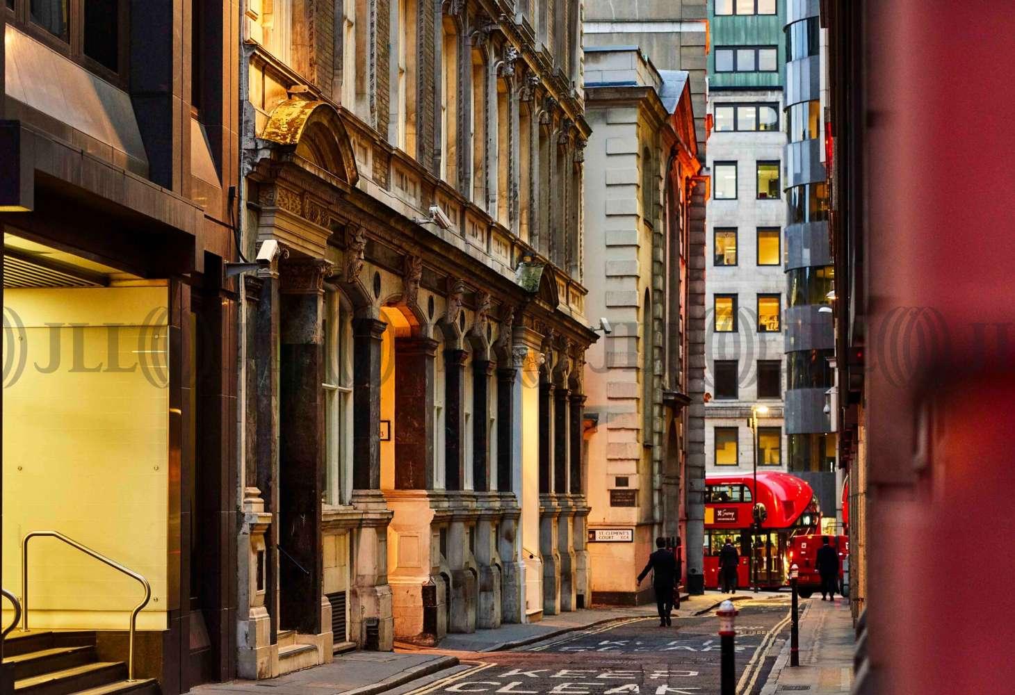 Serviced office London, EC4N 7AE - 27 Clement's Lane