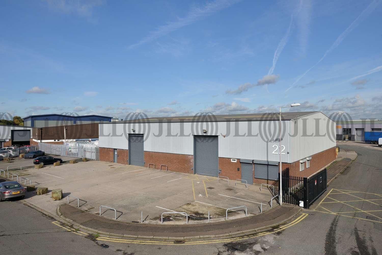 Industrial Manchester, M17 1WA - Severnside