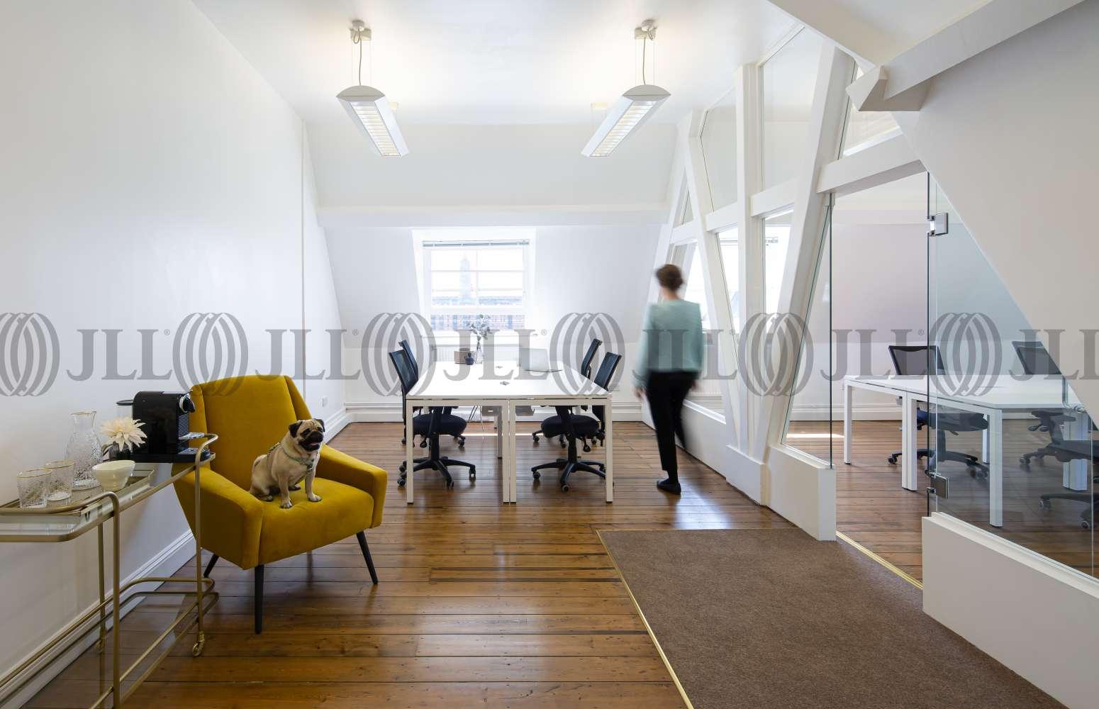 Serviced office London, EC4Y 0HA - Hamilton House