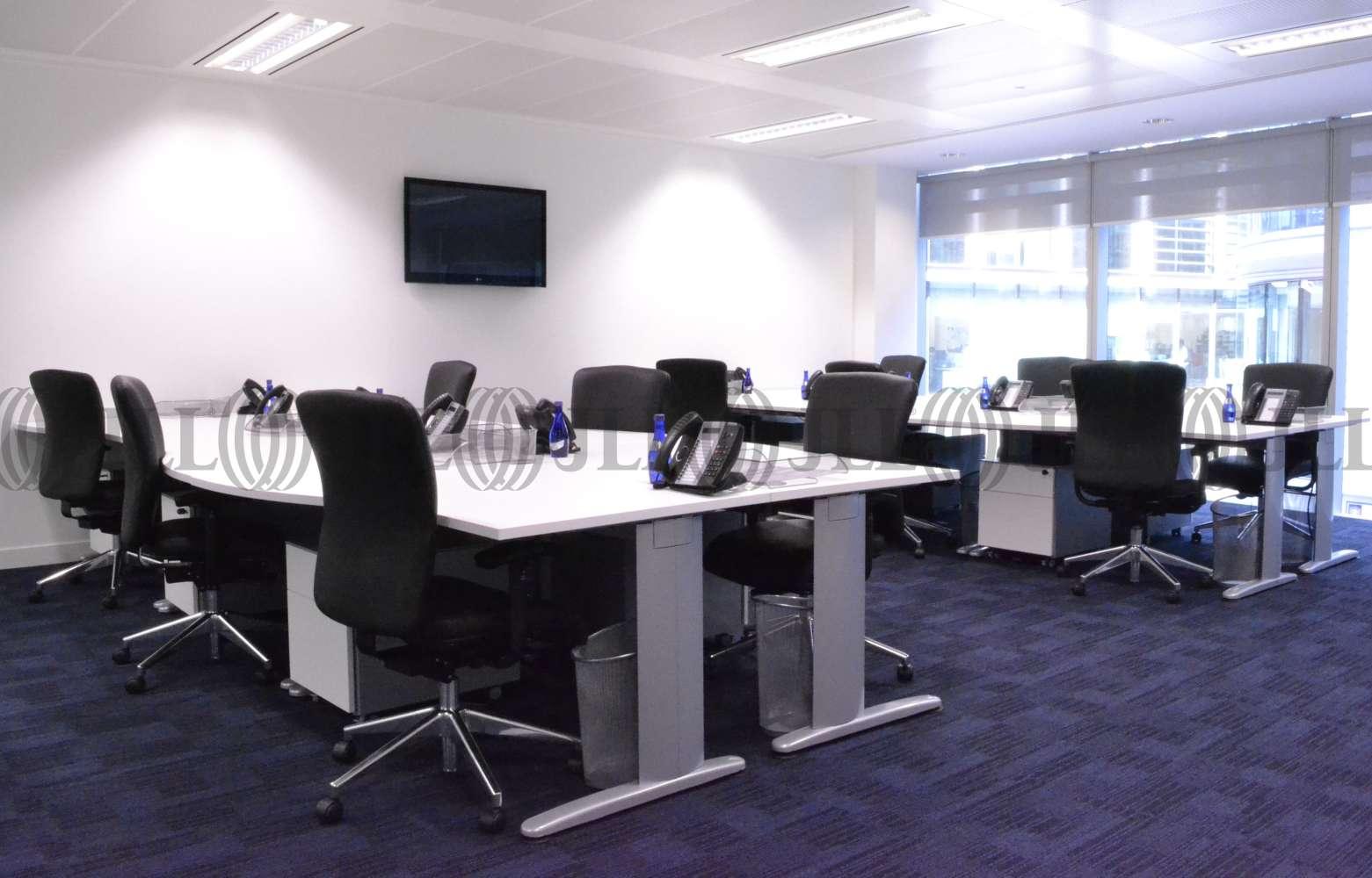 Serviced office London, EC2V 6DN - 107 Cheapside