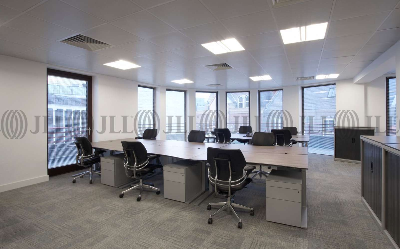 Serviced office London, EC1A 2AY - Snow Hill