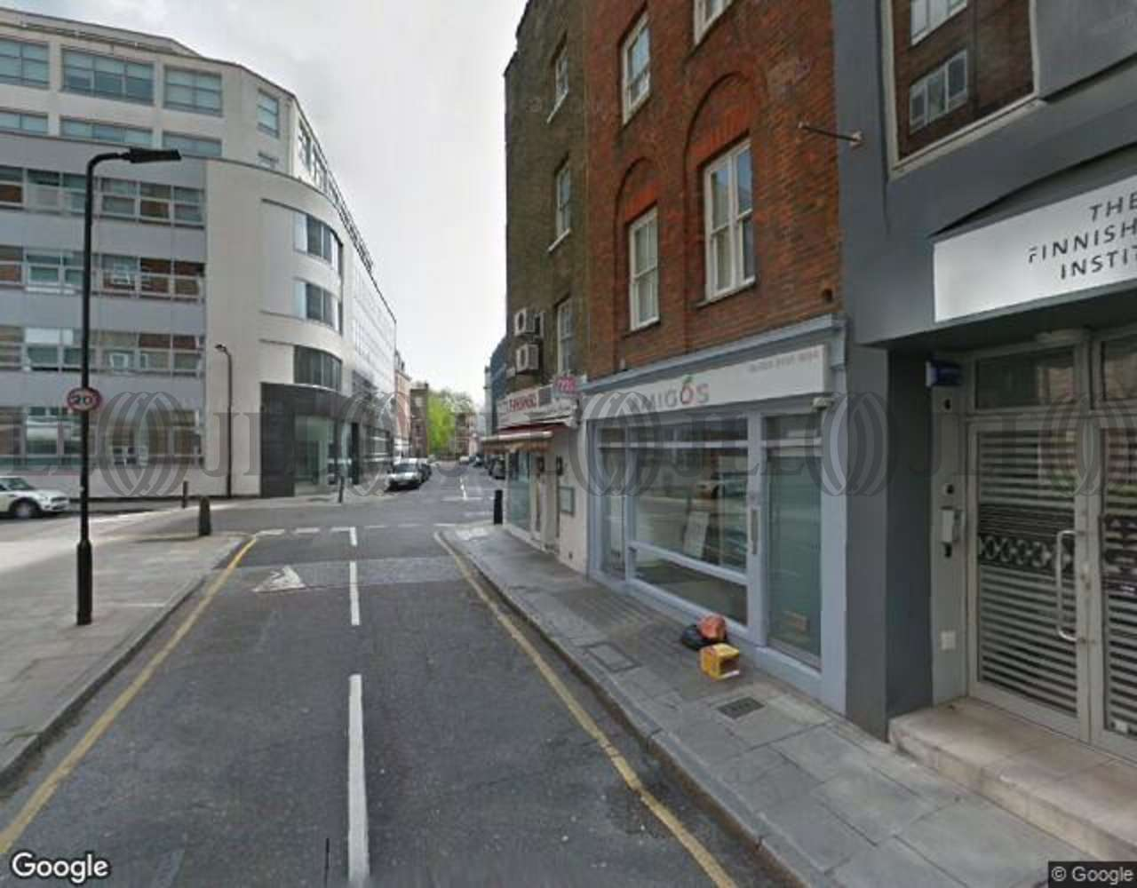 Serviced office London, WC1R 4AQ - 35 Eagle Street