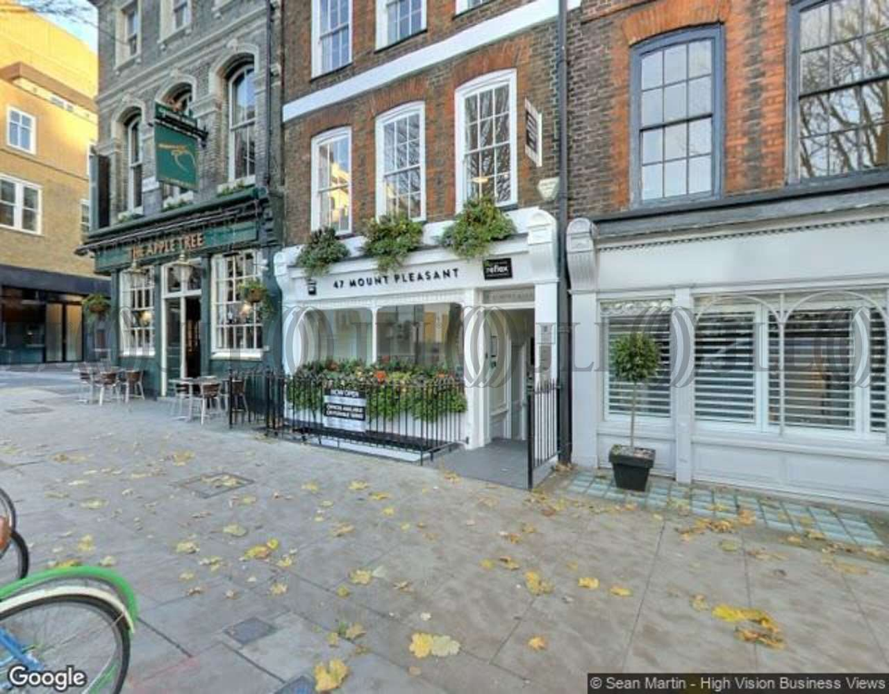 Serviced office London, WC1X 0AE - 47 Mount Pleasant