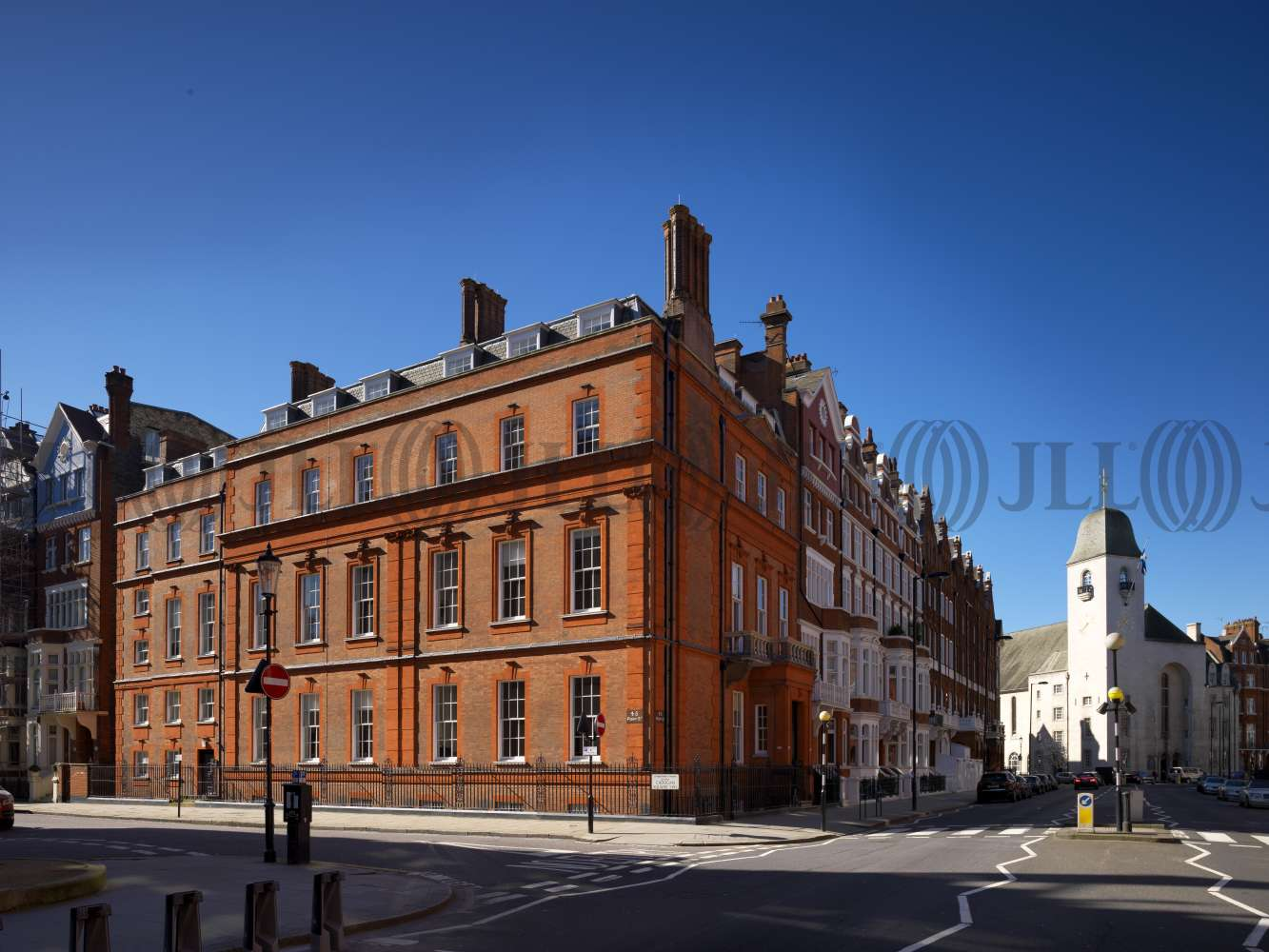 Serviced office London, SW1X 0BD - 45 Pont Street
