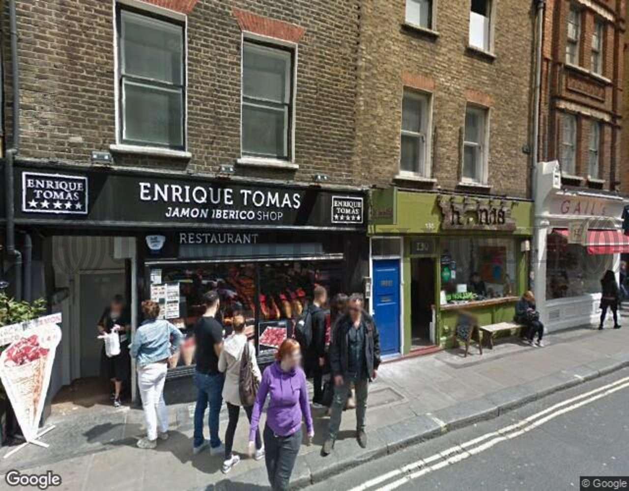 Serviced office London, W1F 8WE - Wardour Street