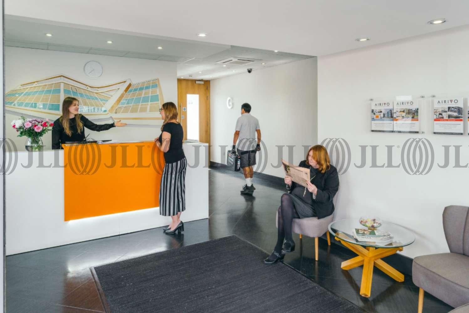 Serviced office London, W7 2QE - Boundary House