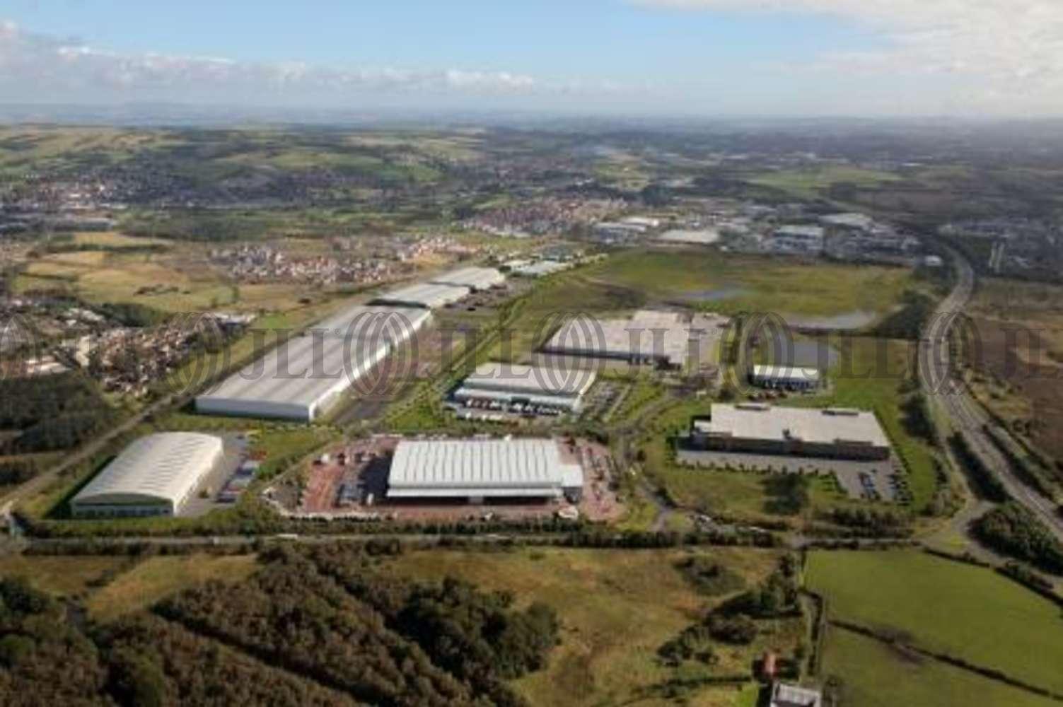 Land Bathgate, EH48 2EA - J4M8 Business Park