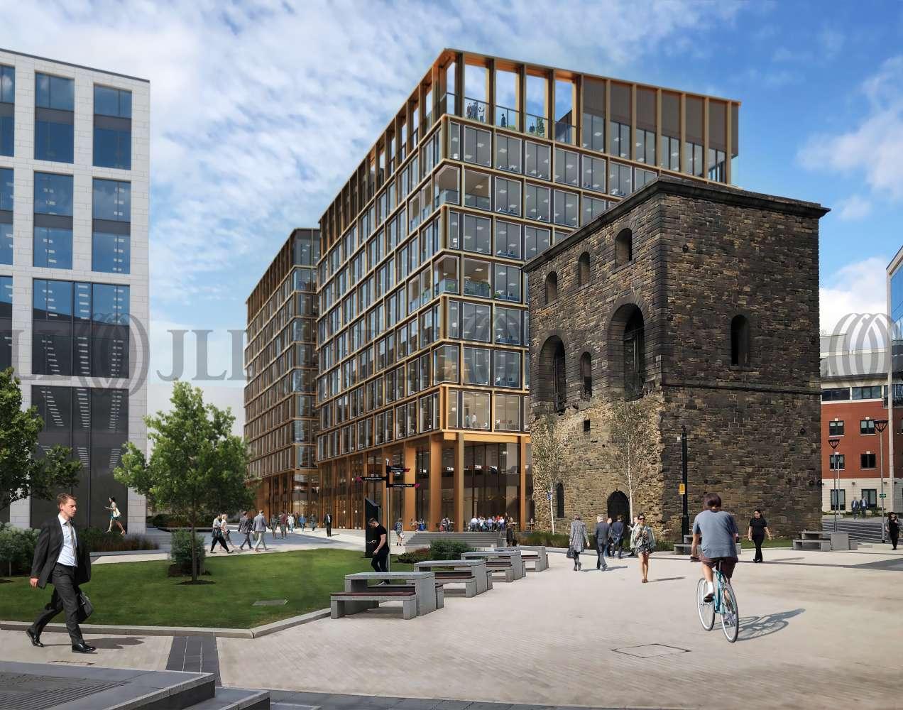 Office Leeds, LS1 4AP - 12 Wellington Place