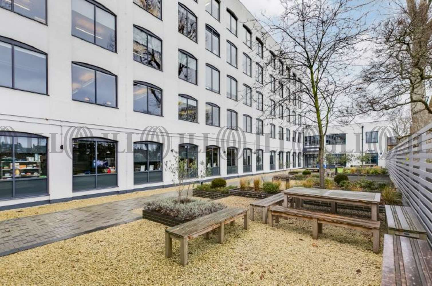 Office London, W6 0LE - The Aircraft Factory