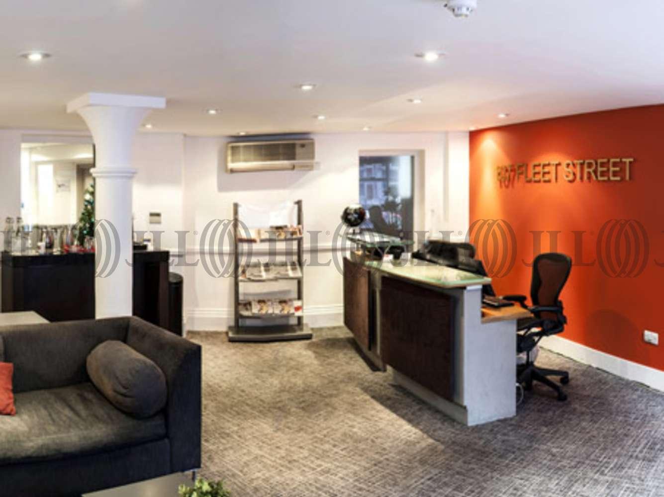 Serviced office London, EC4A 2AB - 107-111 Fleet Street