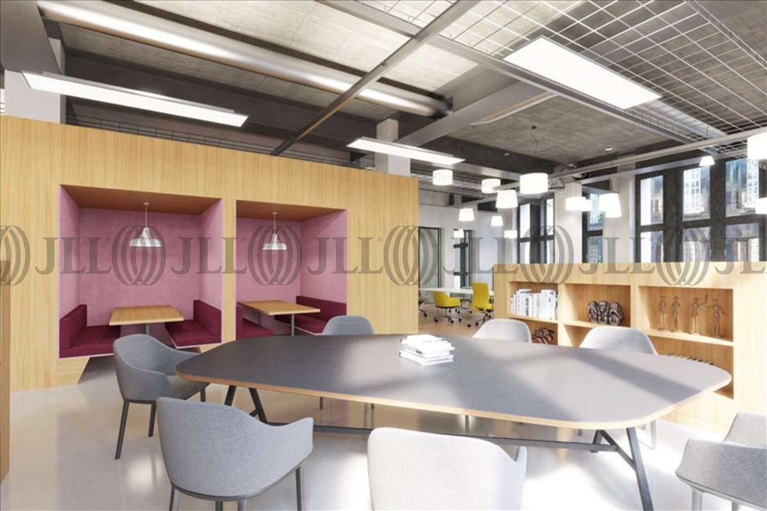 Serviced office London, W1W 8HF - Mappin House