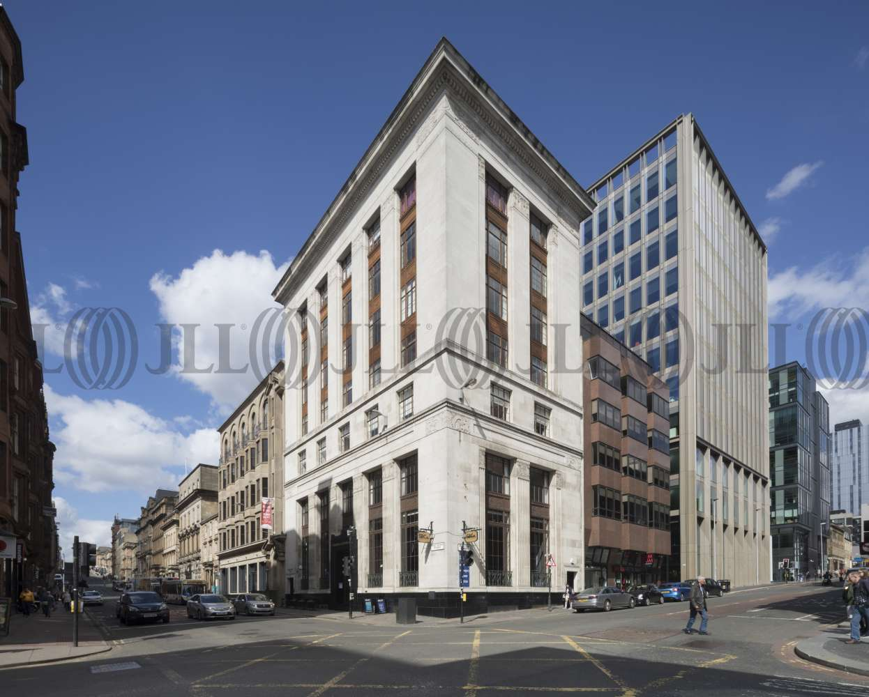 Office Glasgow, G2 1PJ - 98 West George Street