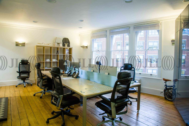 Serviced office London, EC1M 4AY - 24 St John Street