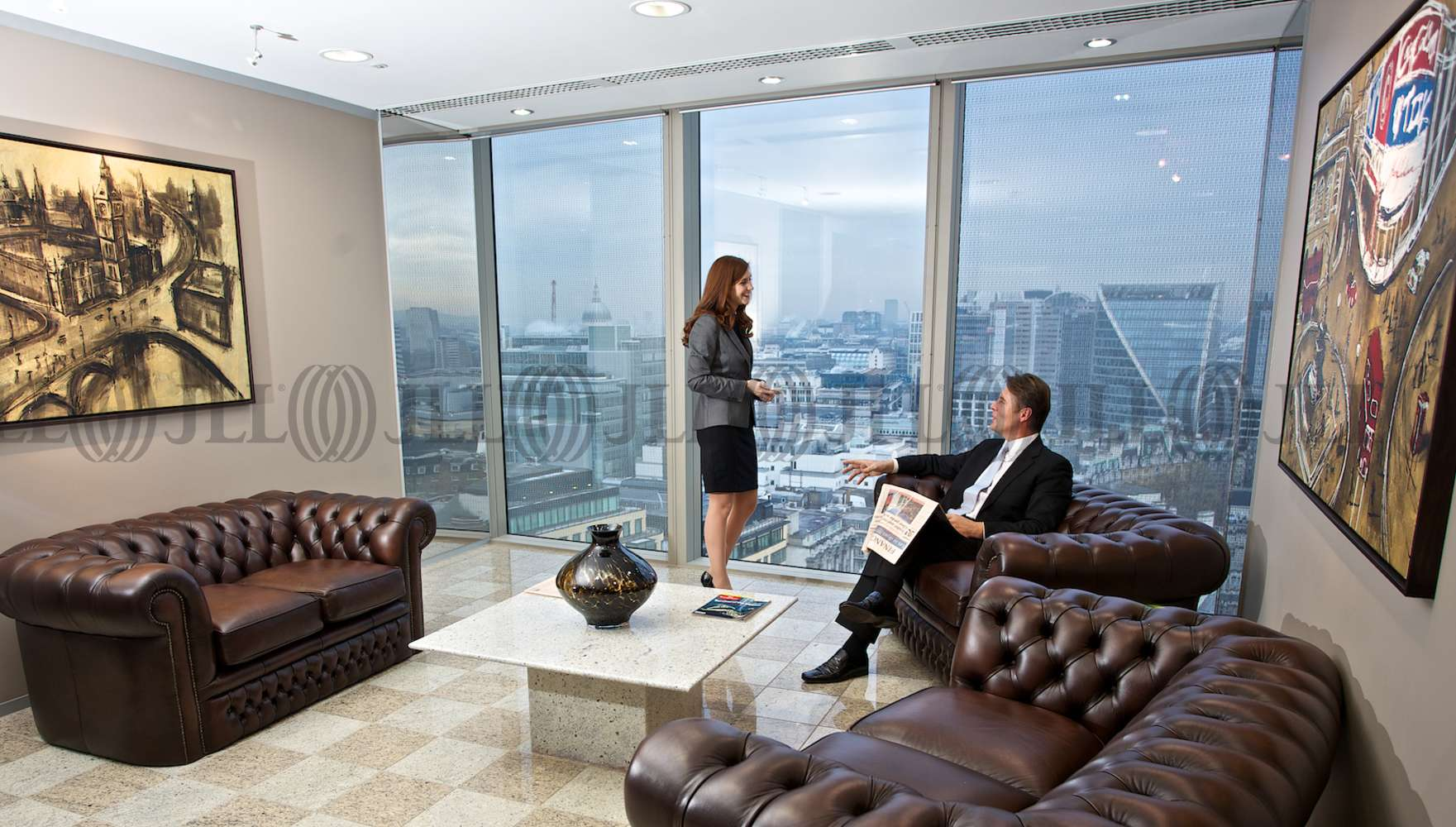 Serviced office London, EC2M 1QS - Dashwood House, Liverpool Street