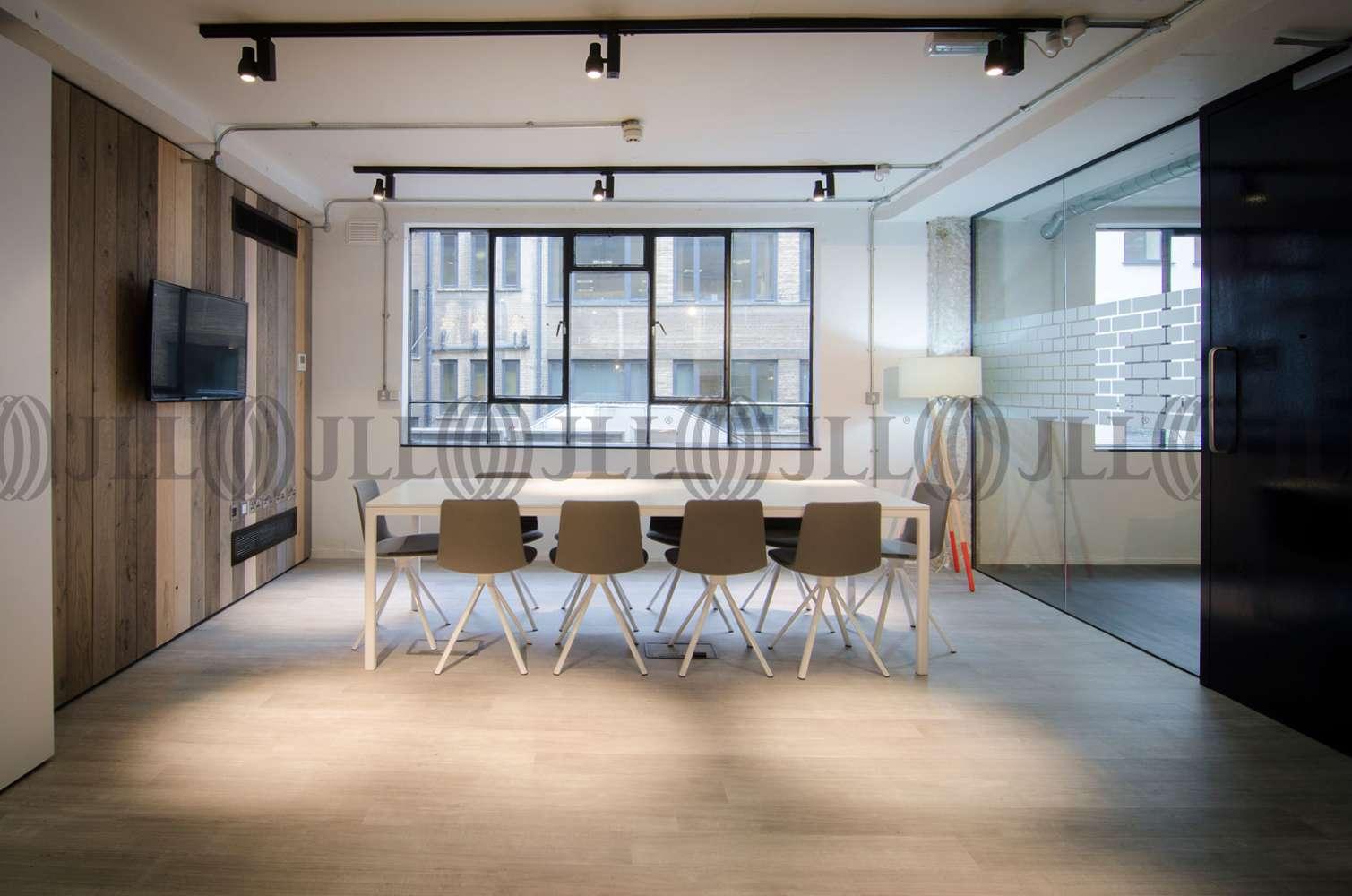 Serviced office London, EC2A 4BX - 6-8 Bonhill Street