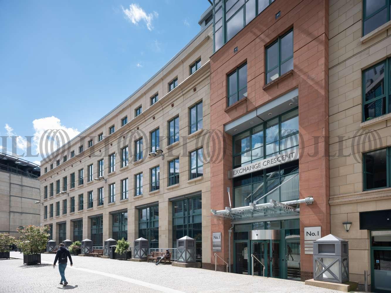 Office Edinburgh, EH3 8LL - Exchange Crescent