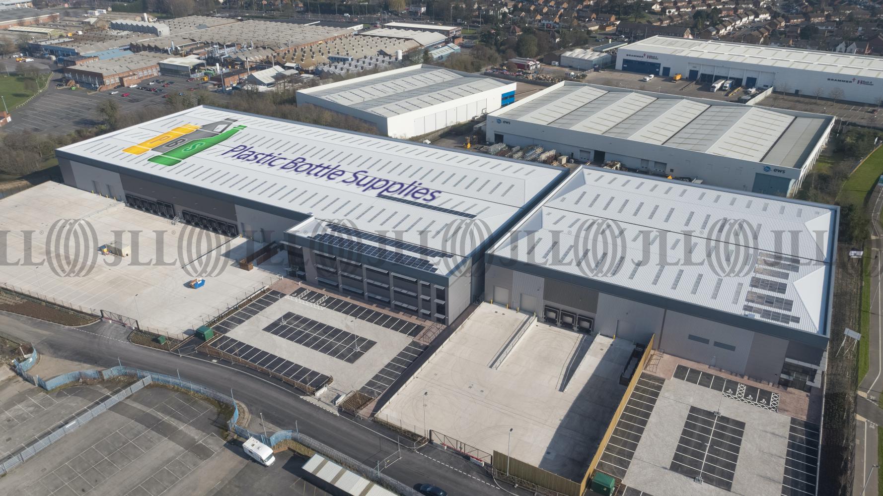Industrial Wolverhampton, WV10 6QB - Discovery Park, Wobaston Road