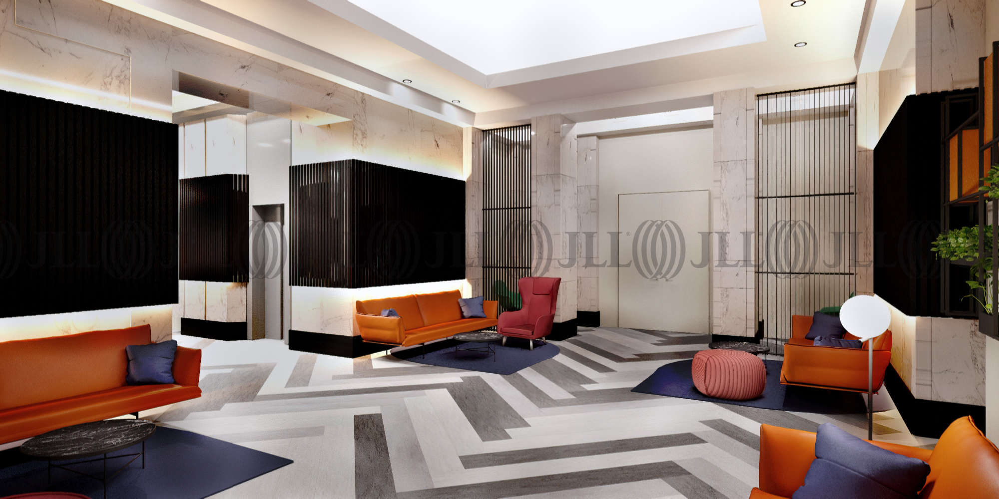 Office London, EC2V 5DX - City Place House