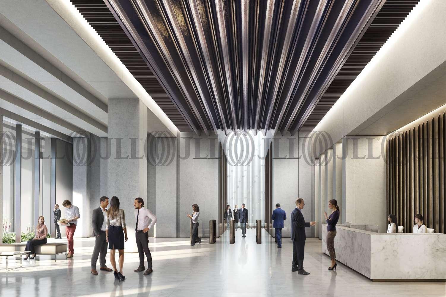 Office London, EC2Y 5DA - 2 London Wall Place