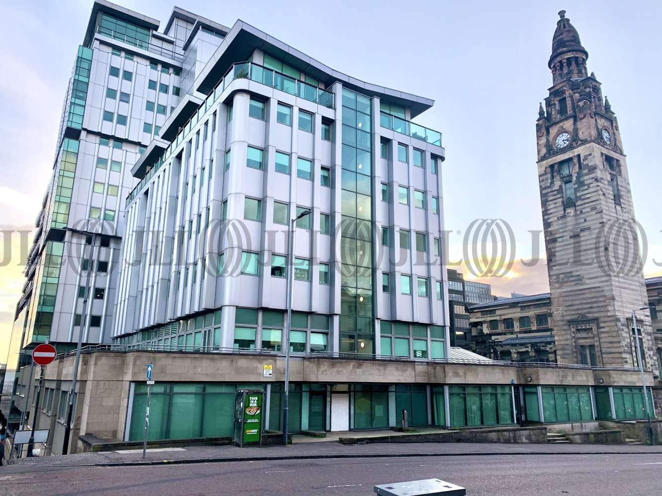 Office Glasgow, G2 5QY - 255 St Vincent Street