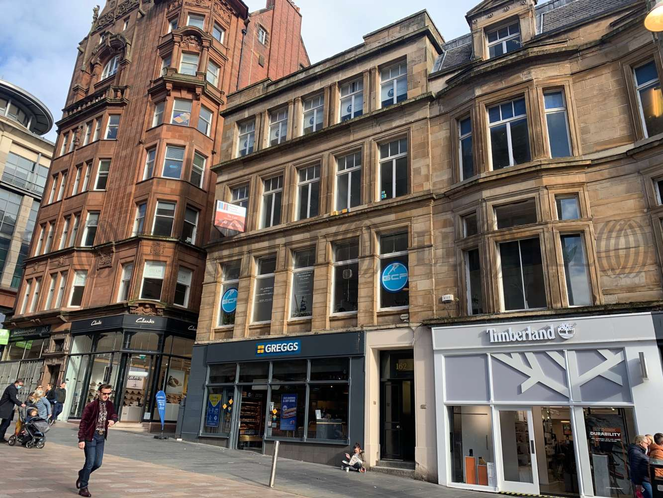 Office Glasgow, G1 2LL - 162 Buchanan Street