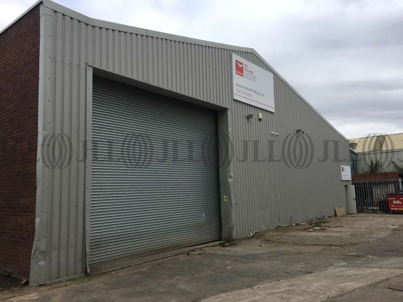 Industrial Salford, M6 6FE - Unit 3 Connell Industrial Estate