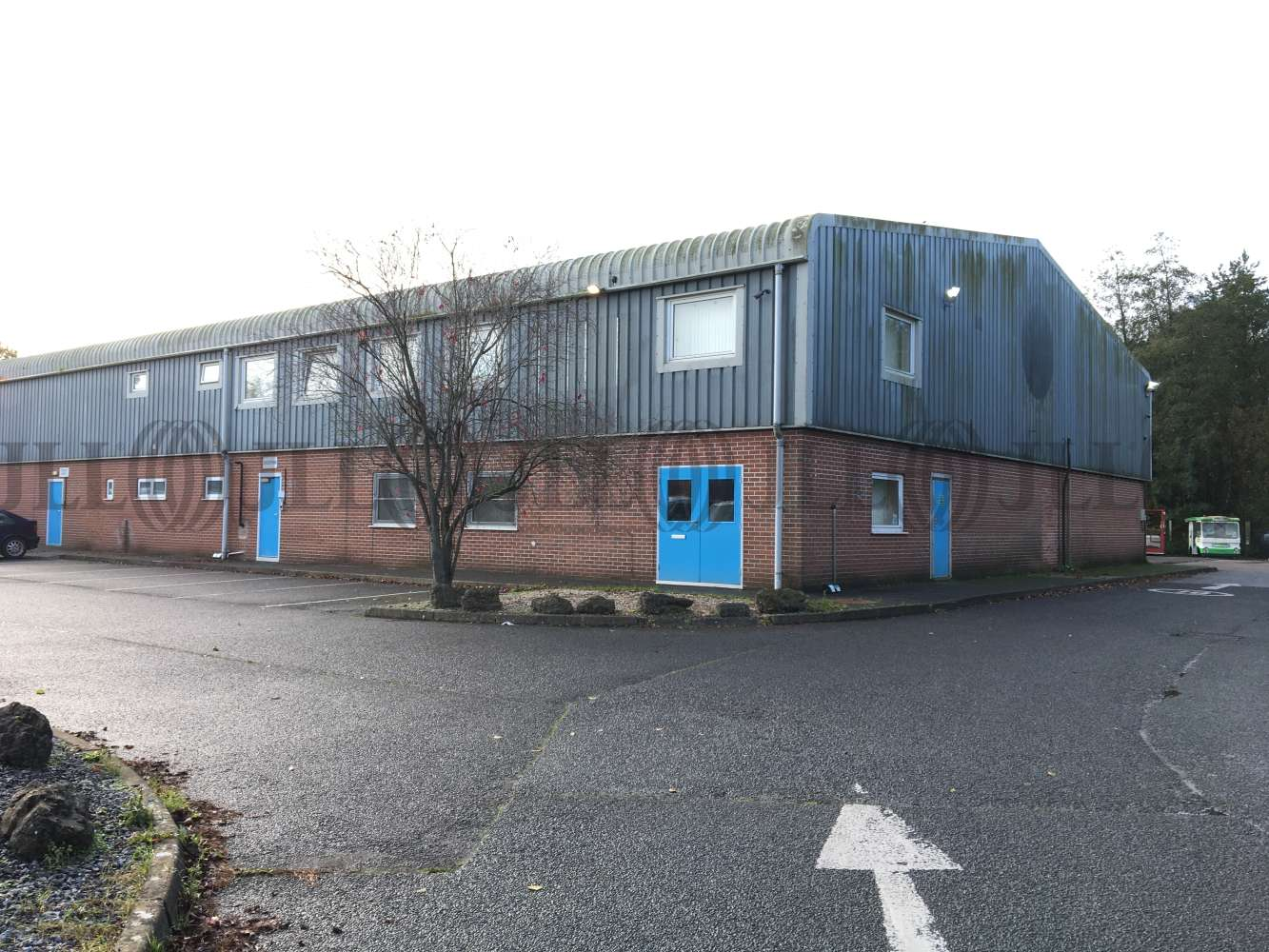 Industrial Newton abbot, TQ12 6TW - 1 & 2a Rapier Court