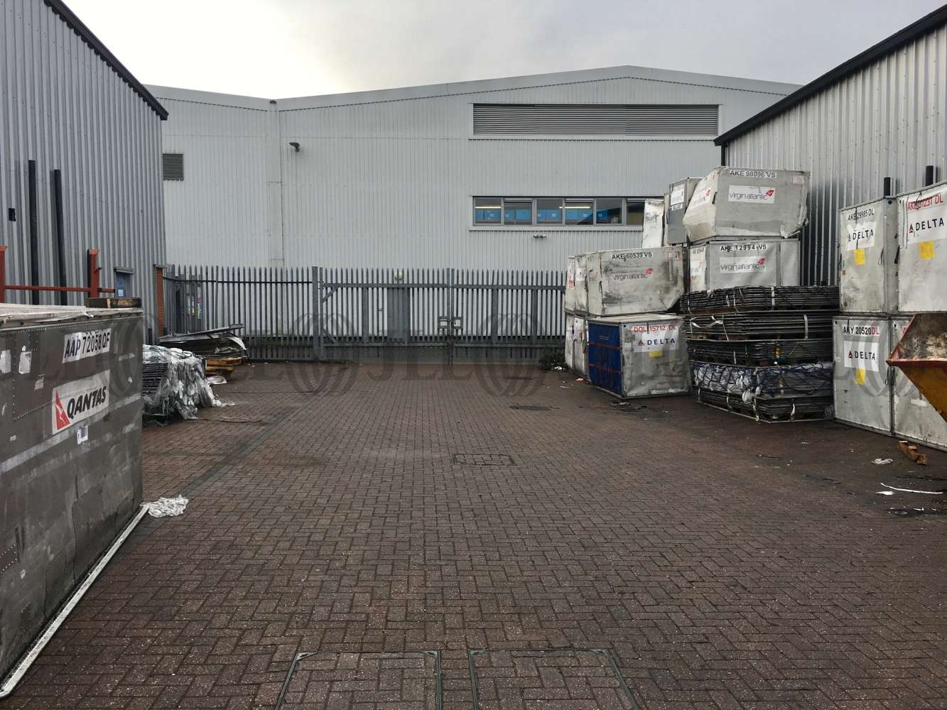 Industrial Colnbrook, SL3 0DQ - Modulus House