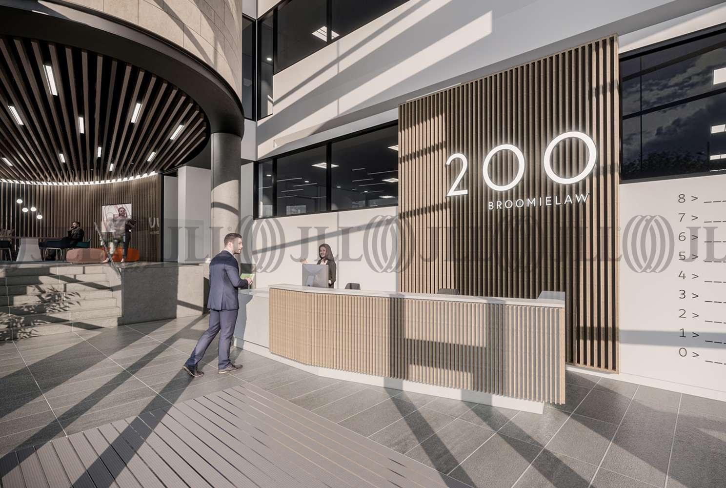Office Glasgow, G1 4RU - 200 Broomielaw