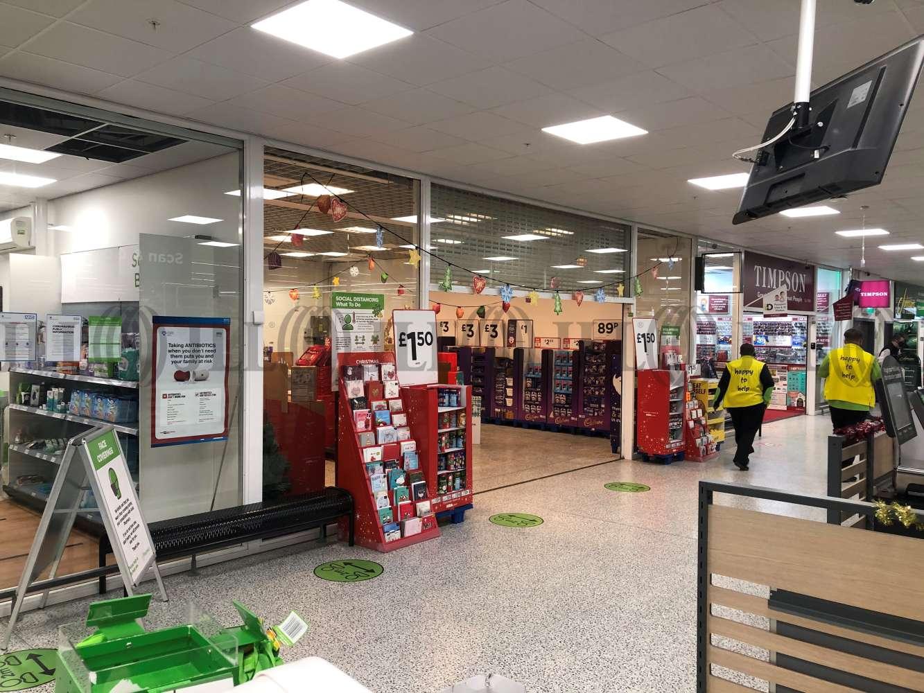 Retail shopping centre Aberdeen, portlethen, AB12 4XP - ASDA Portlethen