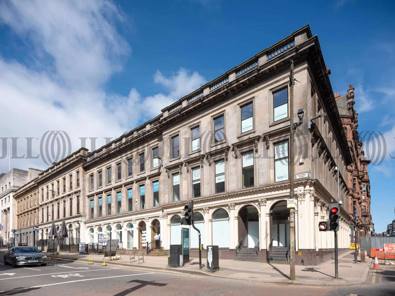 Office Glasgow, G2 6NT - 2-10 Bothwell Street