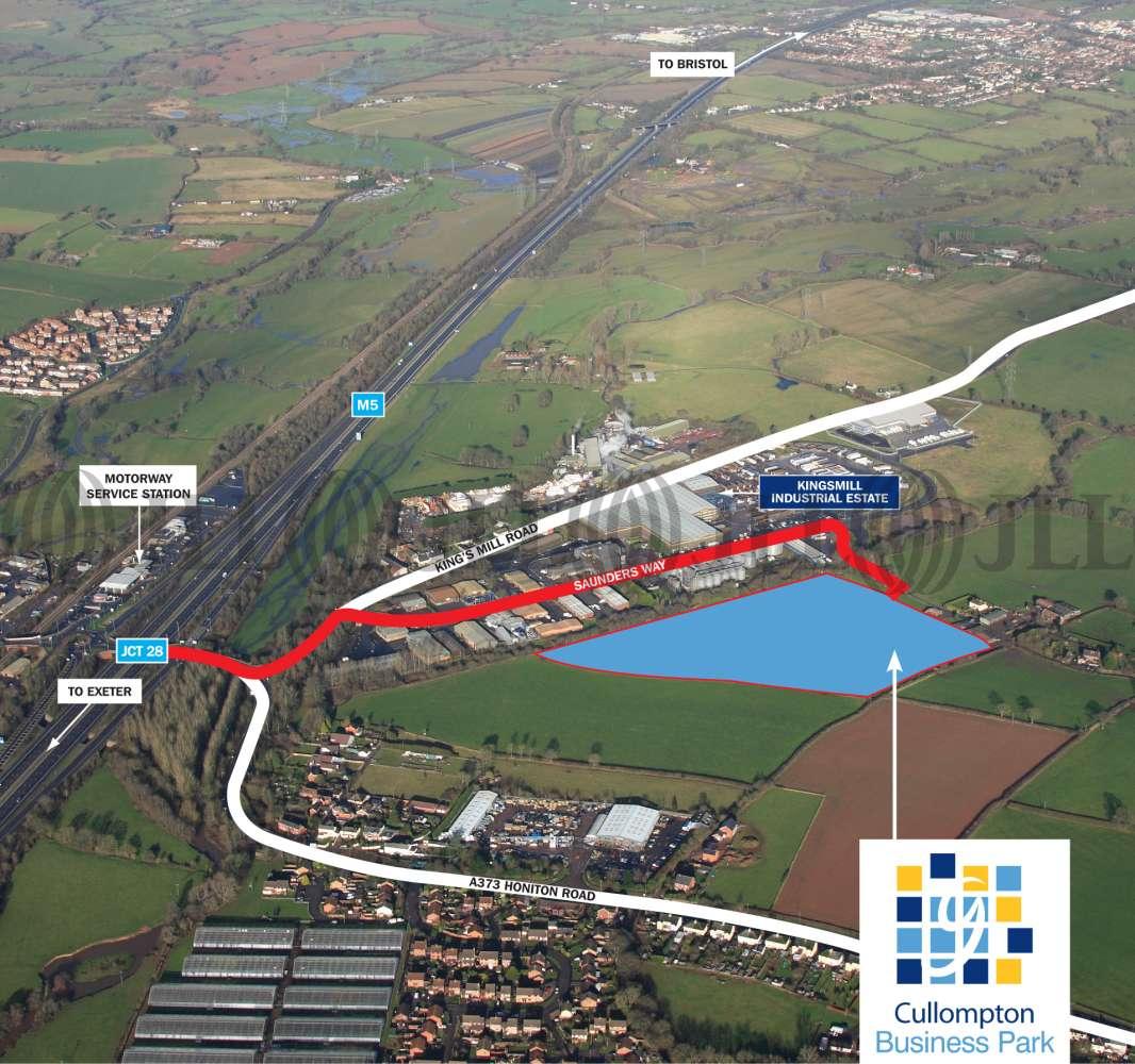 Industrial Cullompton, EX15 1BS - Cullompton Business Park