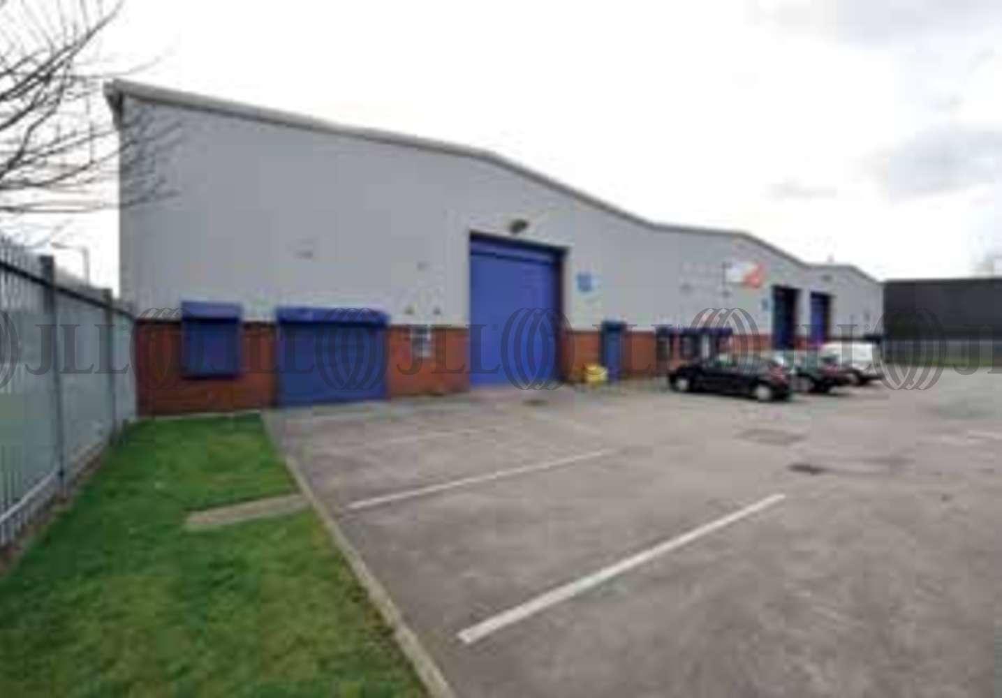 Industrial Manchester, M17 1SR - Harp Industrial Estate