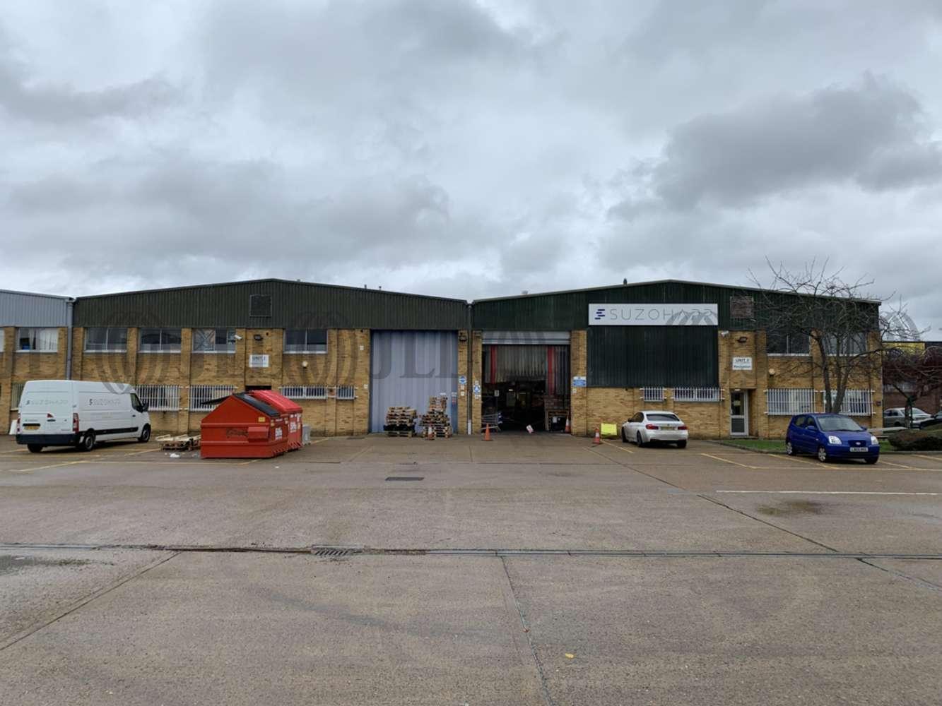 Industrial Chessington, KT9 1TT - Units 1 & 2 King George's Trading Estate