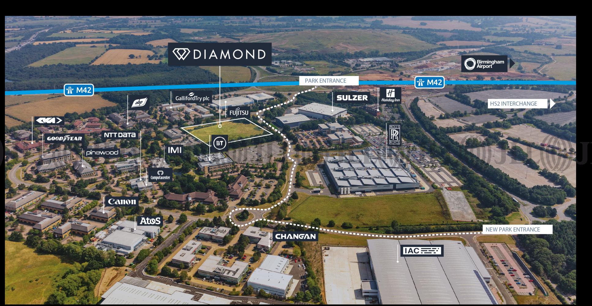 Land Birmingham, B37 7YN - Diamond