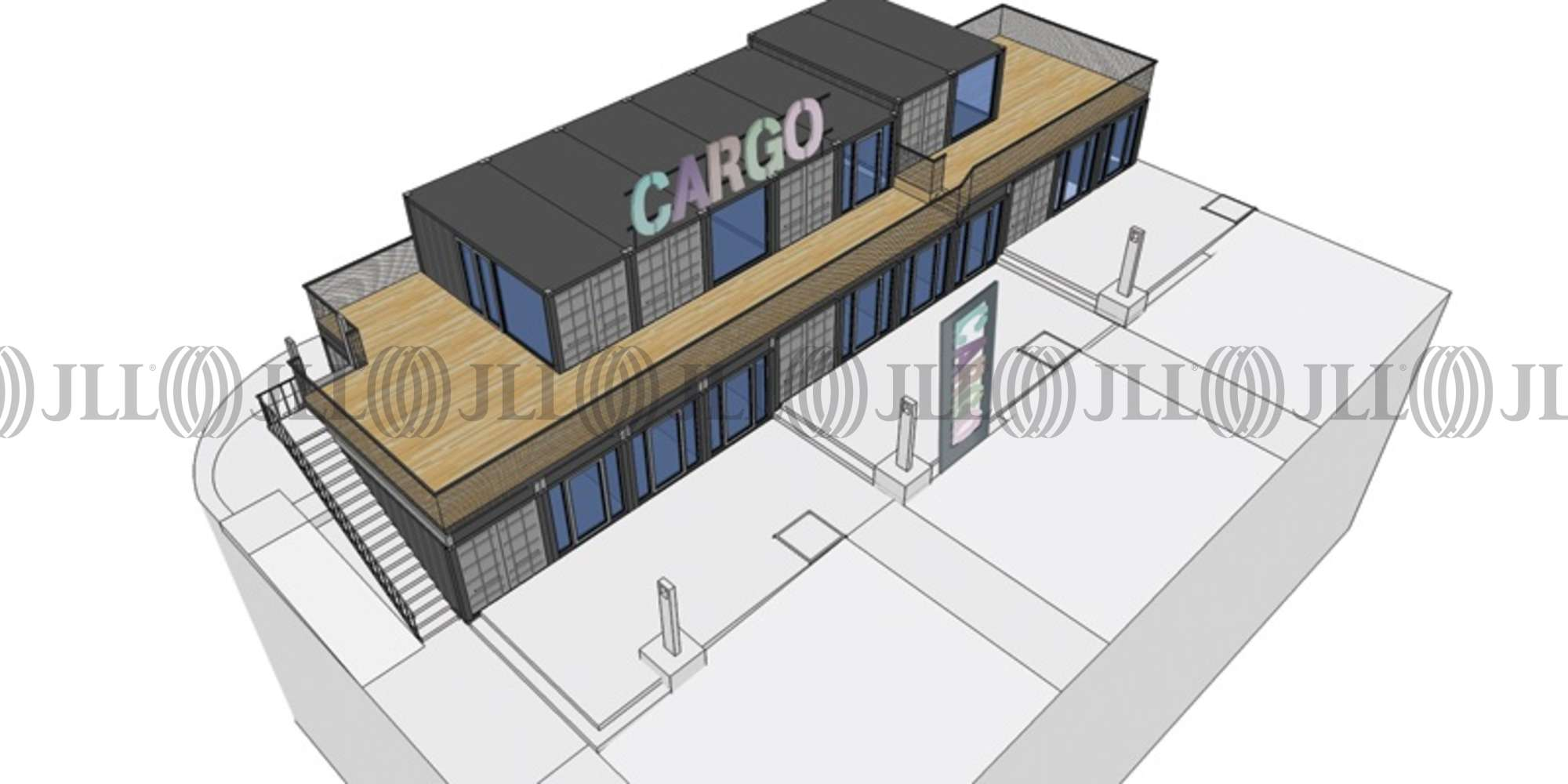 Retail high street Bristol, BS1 5WE - Cargo @ Wapping Wharf