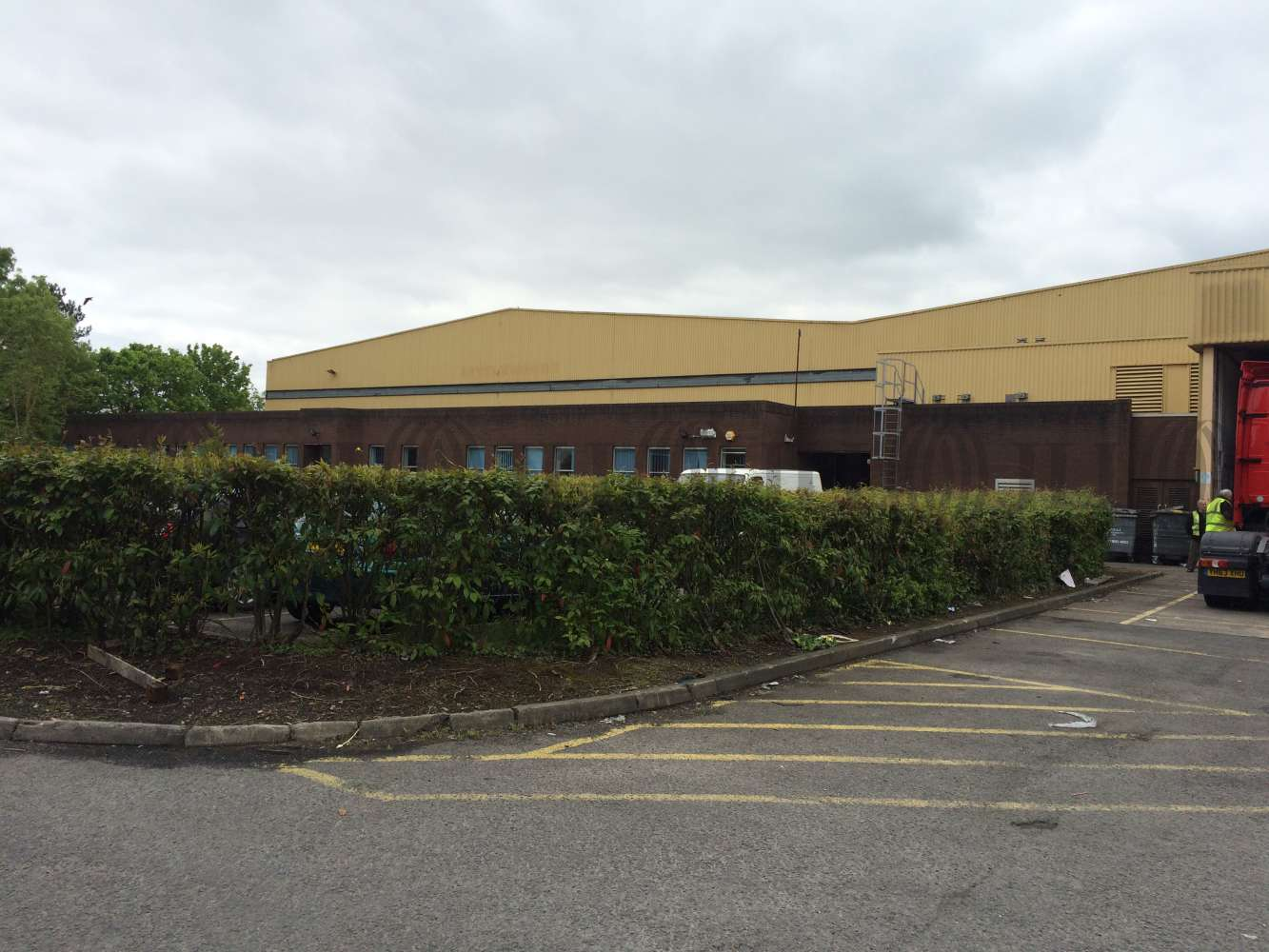 Industrial Chepstow, NP16 6UD - Former Littlewoods Premises, Newhouse Farm Industrial Estate