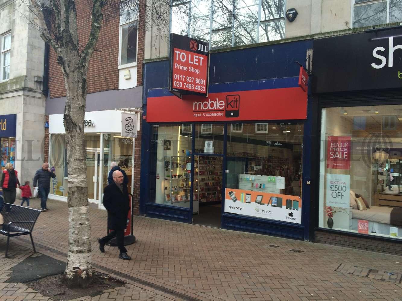 Retail high street Gloucester, GL1 1PD - Unit 1, St Michael's Building