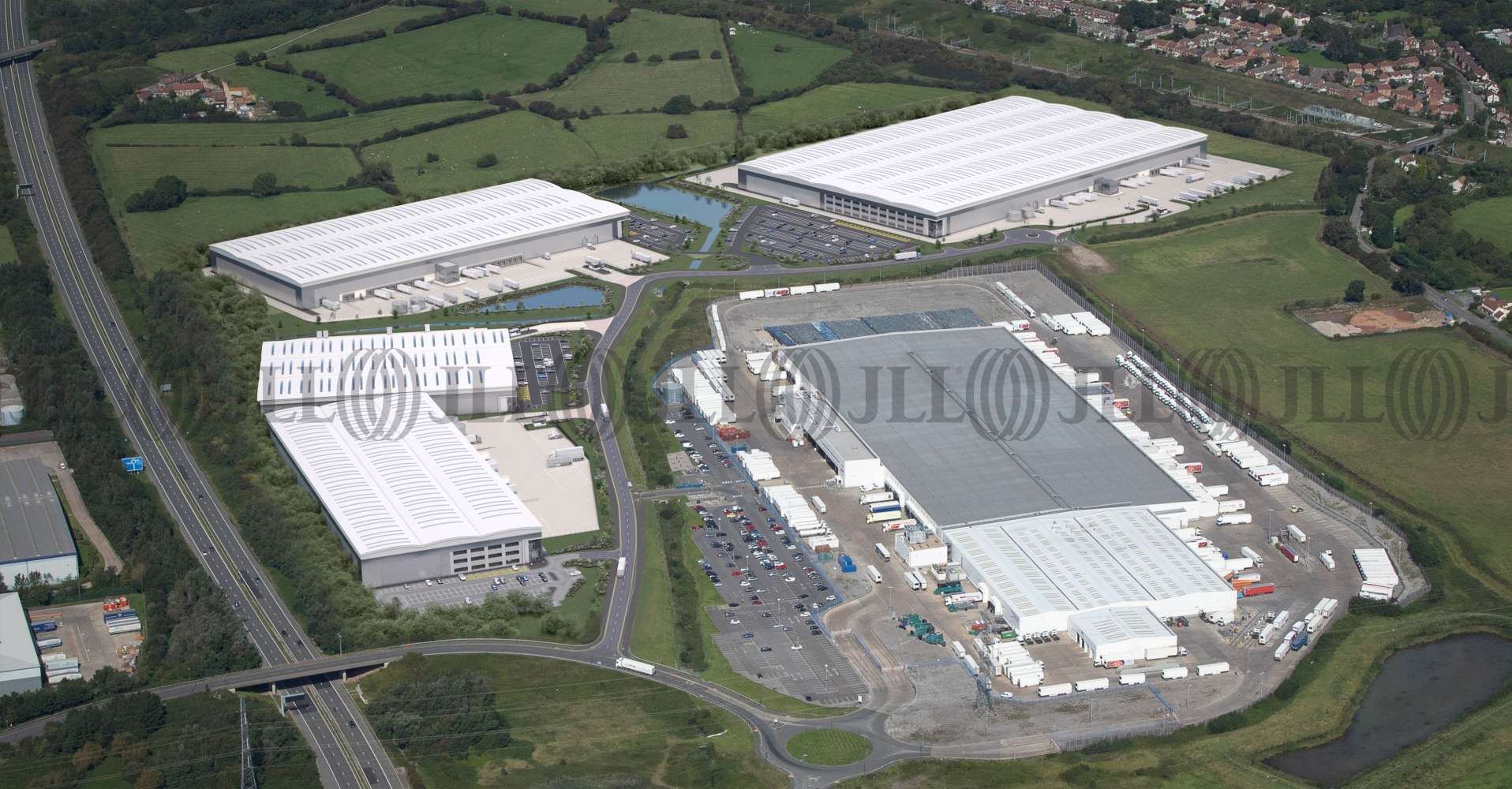 Industrial Bristol, BS35 4BR - Unit 3, Matrix 49