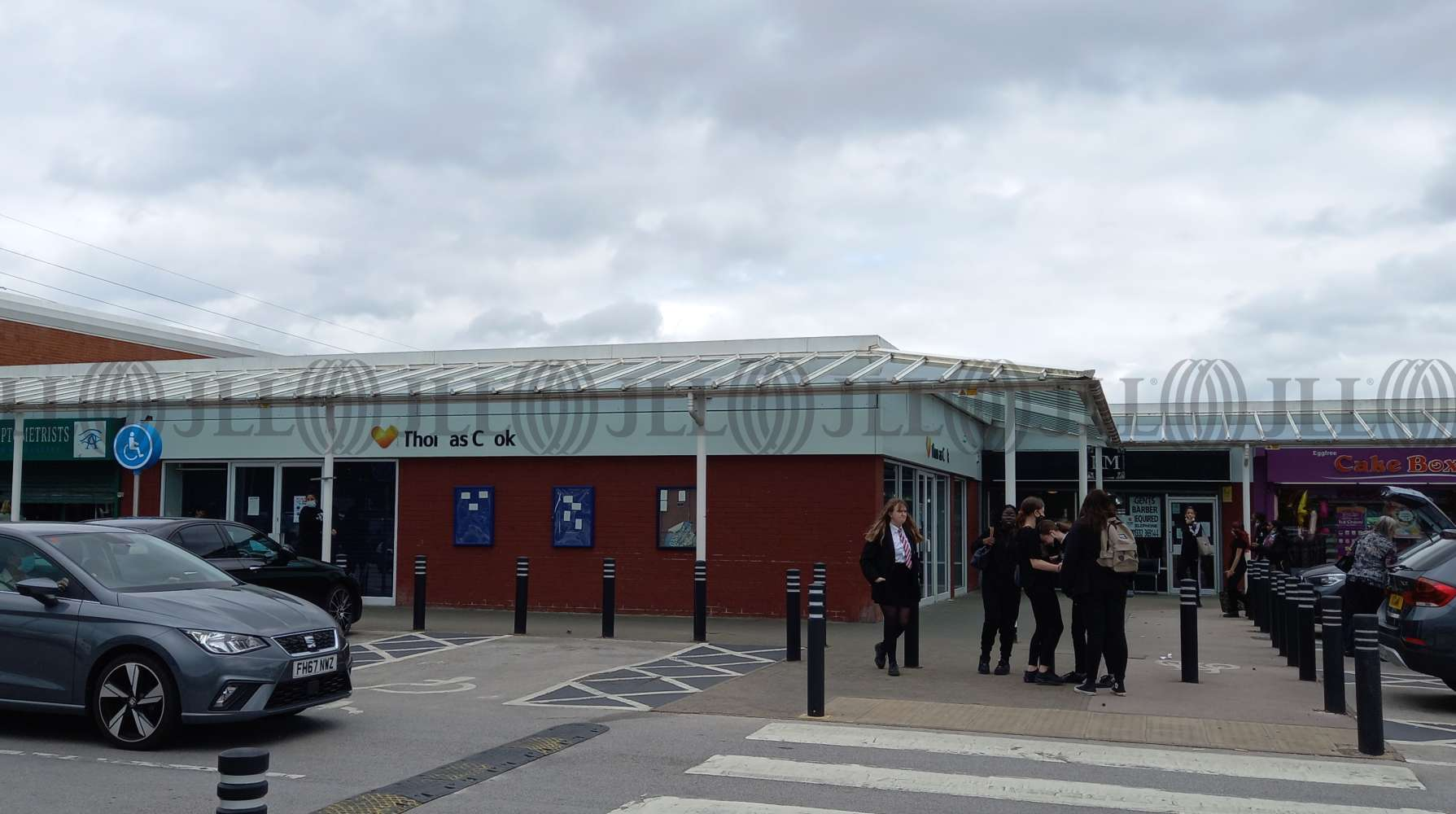 Retail shopping centre Derby, sinfin, DE24 3DS - 16 Sinfin District Centre