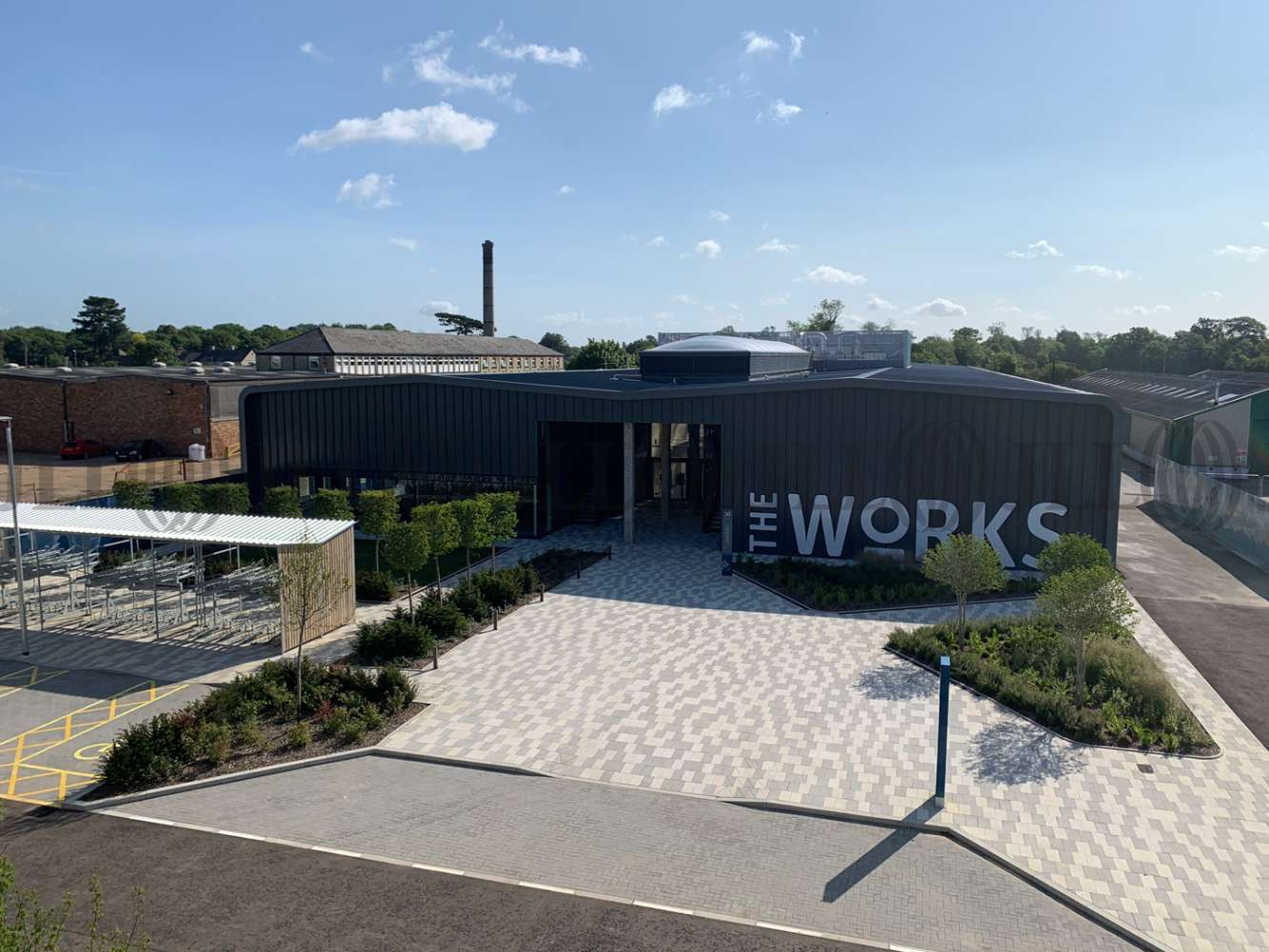 Office Pampisford, CB22 3FT - The Works
