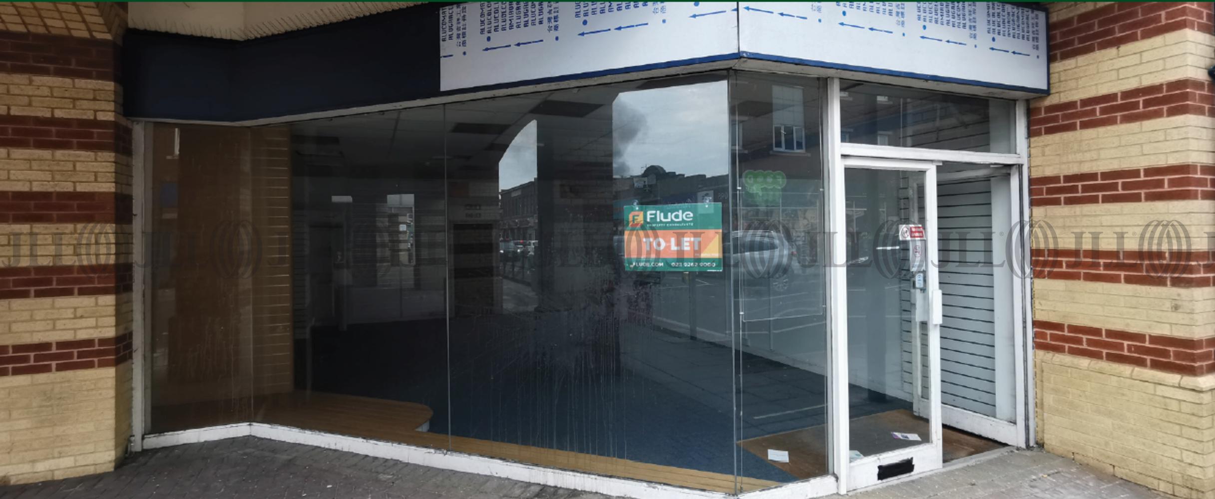 Retail shopping centre Portsmouth, PO1 5AG - Unit C