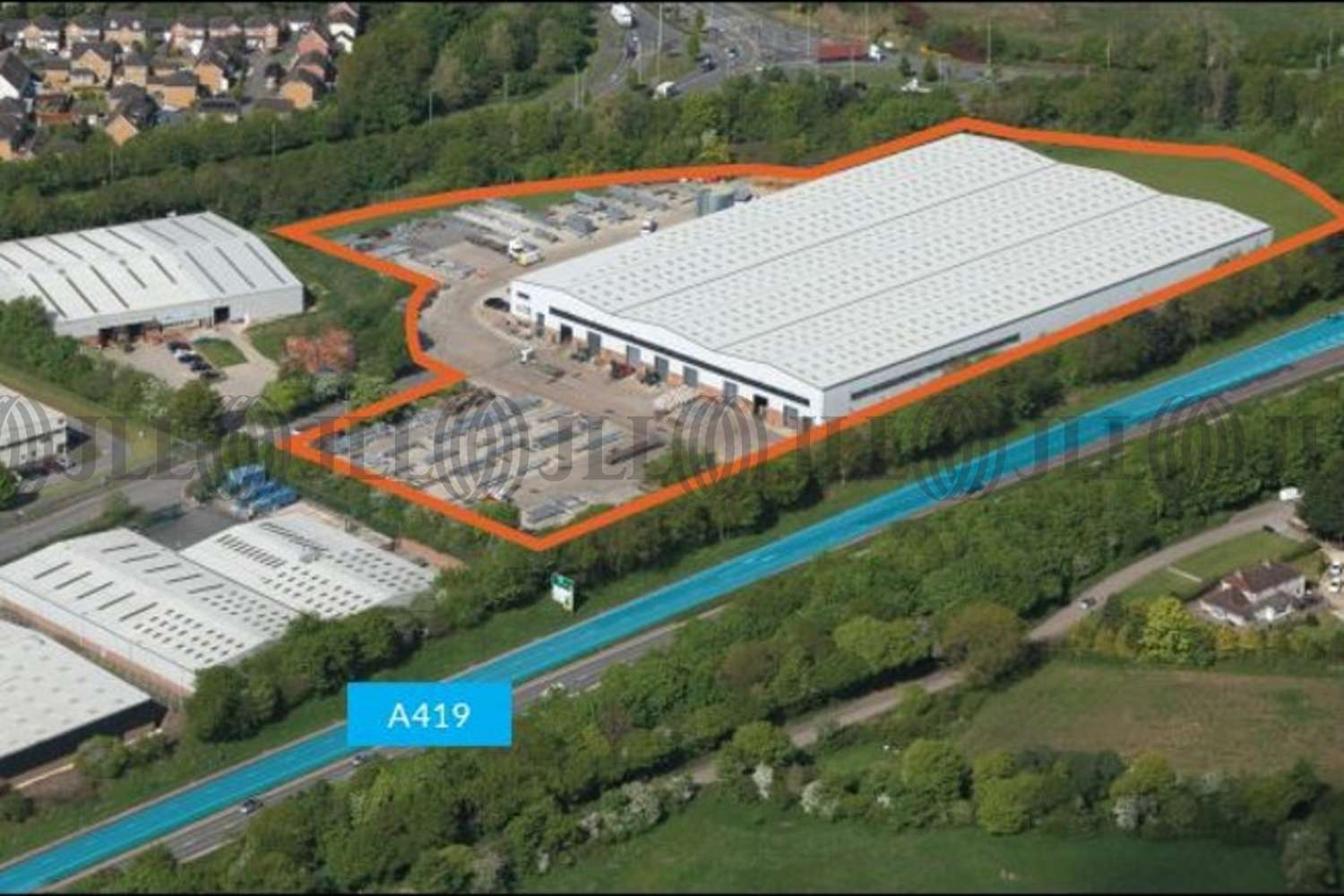 Industrial Swindon, SN25 5AW - Groundwell Distribution Centre