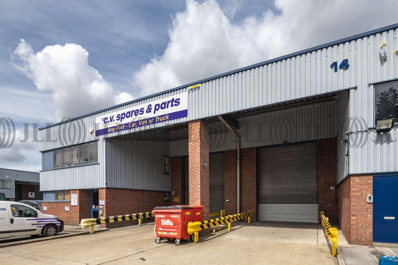 Industrial Poyle, SL3 0AX - Unit 13, Trident Industrial Estate