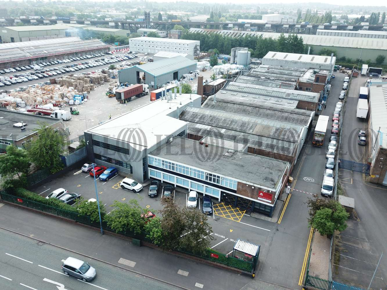 Industrial West bromwich, B70 7JZ - The Axalta Coating Systems Building