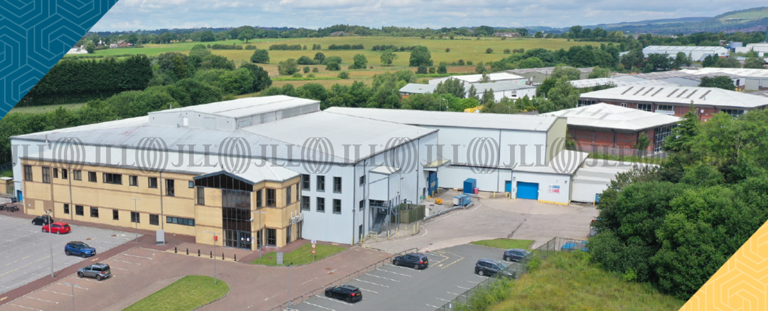 Industrial Bolton, westhoughton, wingates industrial estate, BL5 3XX - Lancaster Way