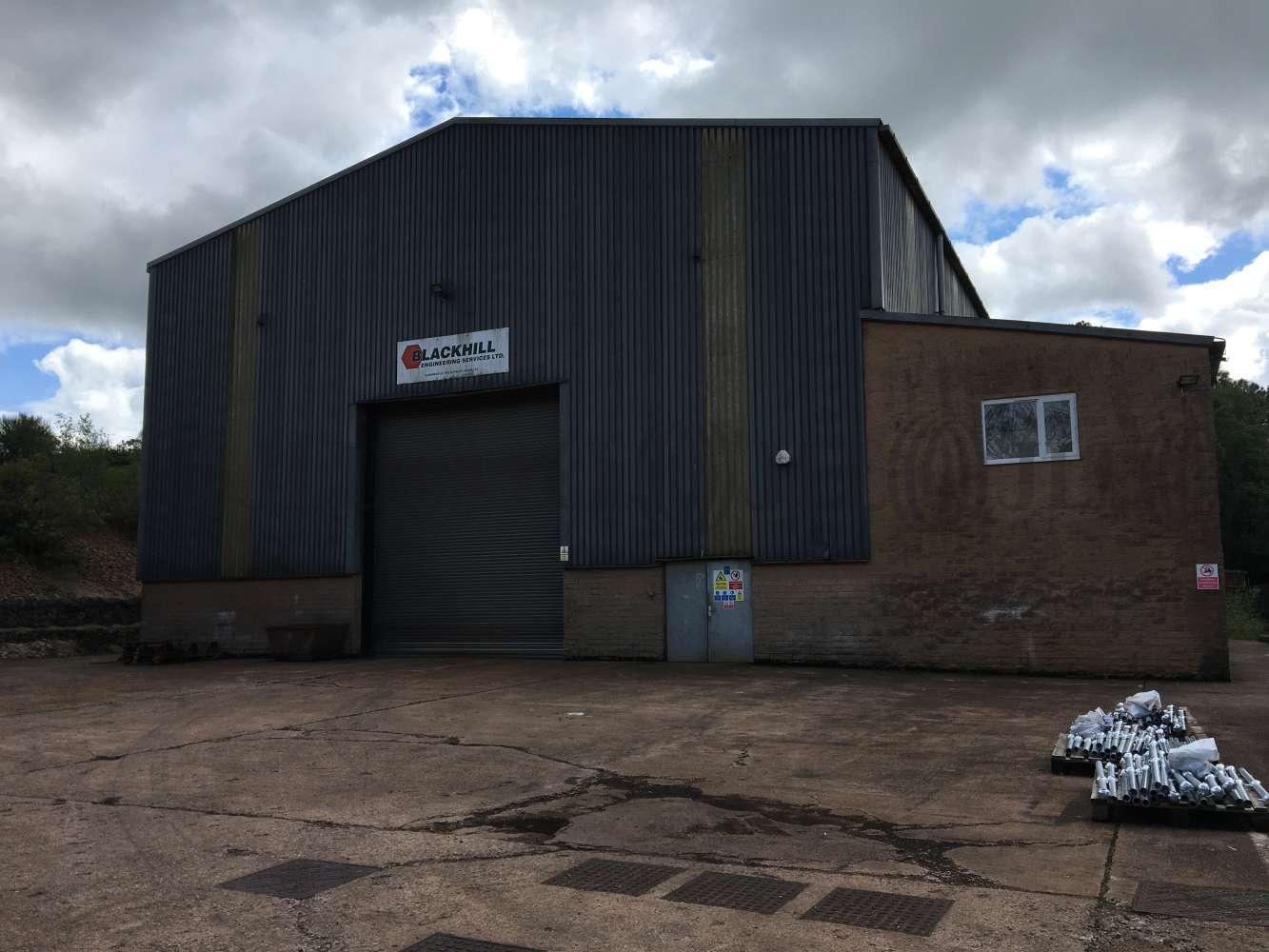 Industrial Exeter, woodbury, EX5 1JL - Blackhill Engineering