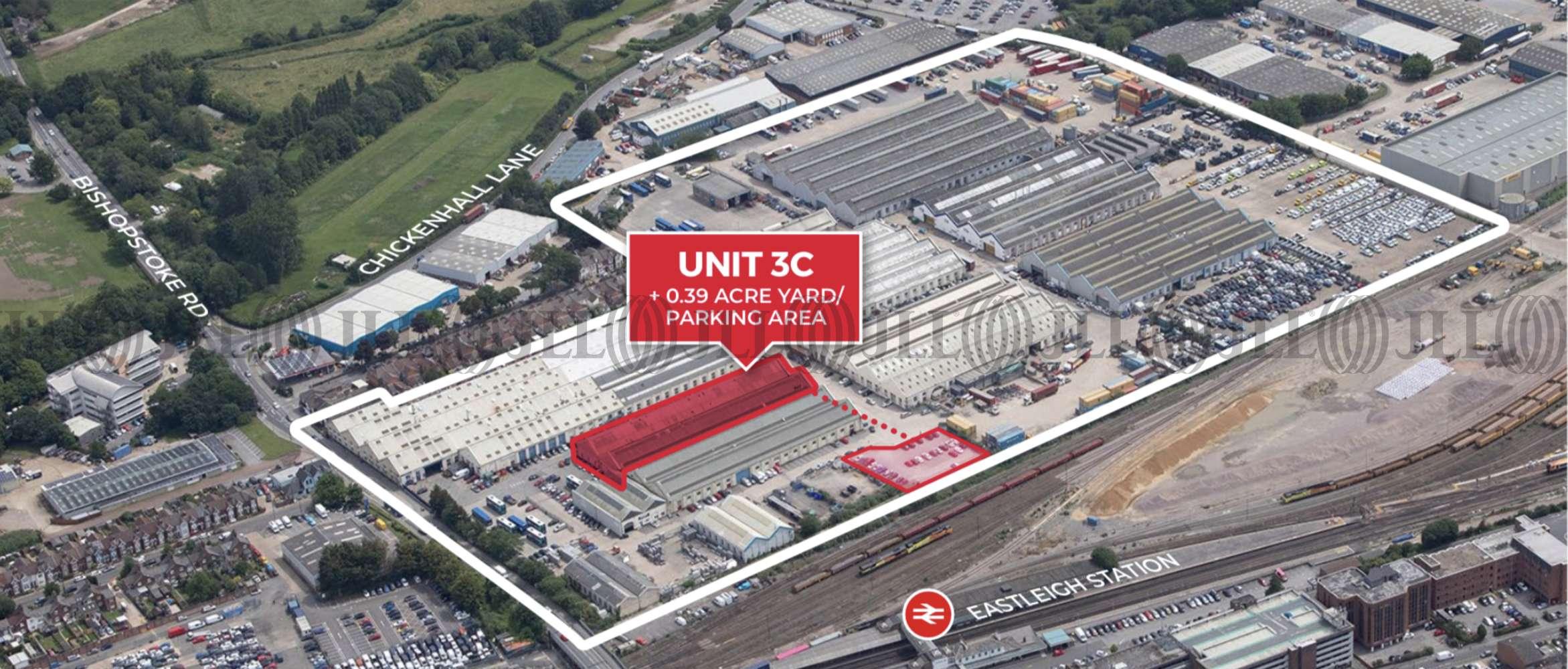 Industrial Eastleigh, SO50 6RR - Unit 3C, Barton Park