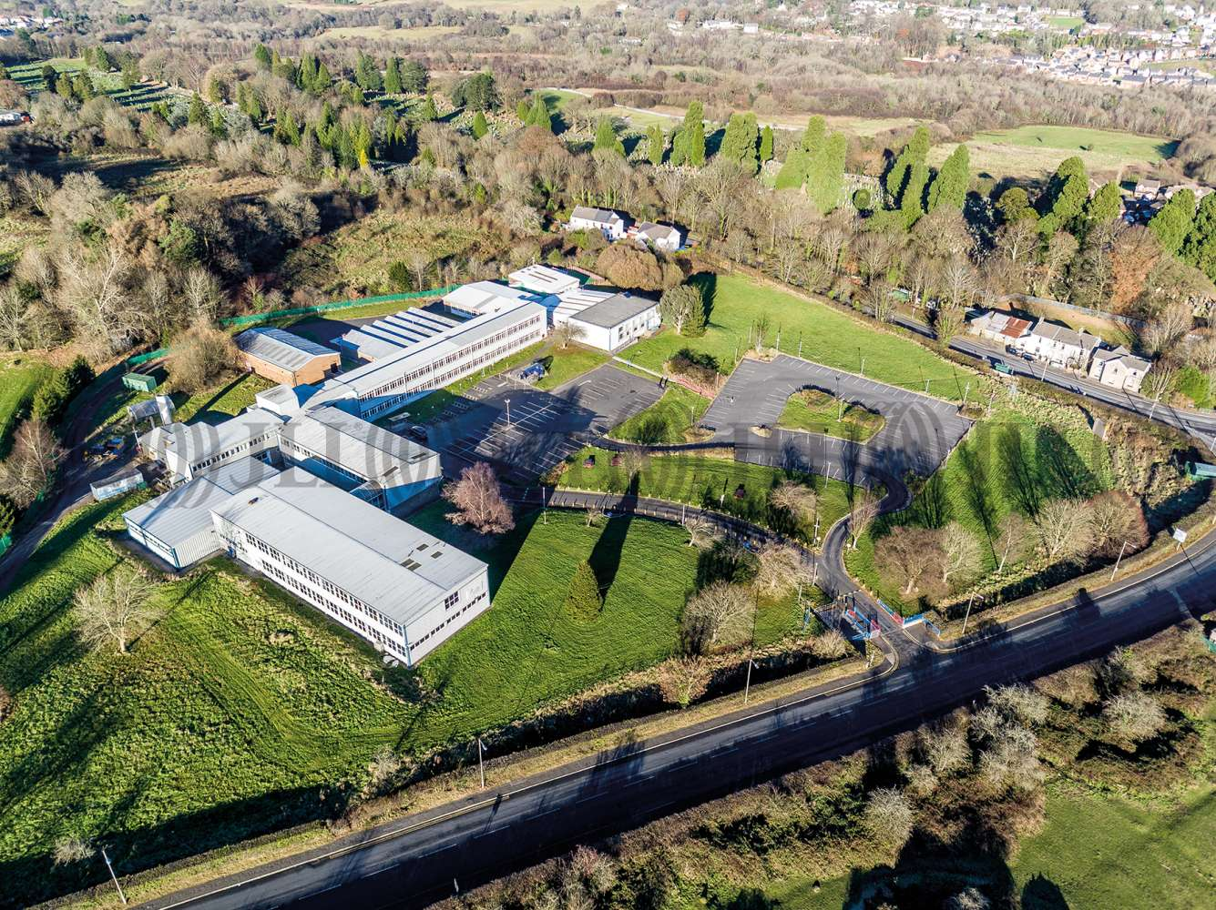 Land Aberdare, CF44 8ST - Former Coleg y Cymoedd Campus