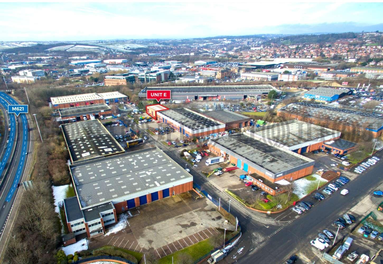 Industrial Leeds, LS12 6DN - Unit E Latchmore Industrial Park